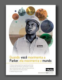 Parker Hannifin - Campanha de Endomarketing