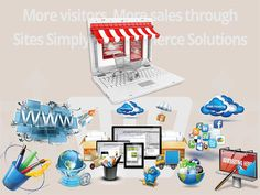 At Sites Simply, we offer the most affordable and cost effective #eCommerceservices without compromising with the quality. Follow our eCommerce expertise and make great benefits.