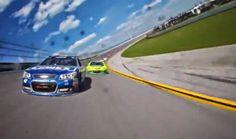 ps: In-car: Dale Jr.'s final lap to win 'Dega