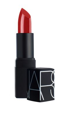 NARS Lipstick in 'Manhunt' - great red for fall.