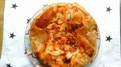 Griekse appeltaart
