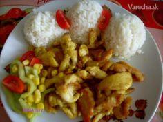 Ked už neviem čo na obed...kuracie prsia na rôzne spôdobi nás vždy zachránia od hladu :)