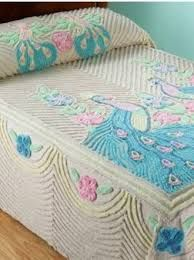 Linens & Textiles (pre-1930) Vintage Embroidered Crosstitched Hand Stitch Butterfly Floral Quilt 100x87 As Is Agreeable To Taste