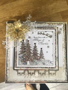 Christmas Cards 2018, Christmas Tag, Xmas Cards, Holiday Cards, Chloes Creative Cards, Stamps By Chloe, Handmade Christmas Decorations, The Night Before Christmas, Fall Cards