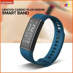 Sport Center: SALE Lenovo Cardio Plus Smart Band Bracelet Bluetooth Waterproof Sport Wristband Heart Rate Sleep Monitor Pedometer Cardio Plus, Bluetooth, Classic Clocks, Smart Bracelet, Heart Rate Monitor, Do Exercise, Aliexpress, Fitness Tracker, Smart Watch