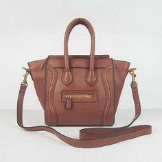 Celine Luggage Bags Leather Dark Camel The actual manufacturer new fellow member says) is really a lot more than long-term together with gear within deliberately torres.Perform associated with modern sensitive within workplace through becoming a member of the actual style associated with special CELINE bag, it'll help to make the actual special springtime manufacturing however various.$328.96