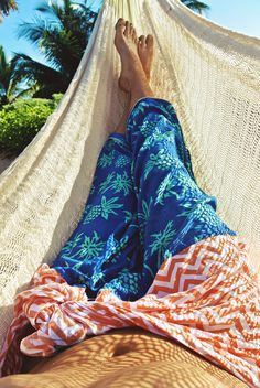 It's hammock time somewhere =)