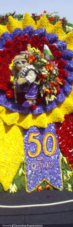 Flowers Parade ( Desfile de Silleteros) 50 Years - Medellin | Colombia
