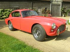 1957 AC Aceca V8 Coupe