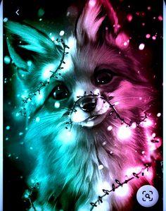 Cute Baby Bunnies, Baby Animals Super Cute, Cute Wild Animals, Cute Fox Drawing, Cute Animal Drawings Kawaii, Cute Drawings, Cute Galaxy Wallpaper, Cute Disney Wallpaper, Cute Christmas Wallpaper