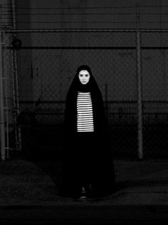 A Girl Walks Home Alone at Night // Directed by Ana Lily Amirpour // Cinematography Lyle Vincent The Truman Show, Bojack Horseman, Movies Worth Watching, The Big Lebowski, Fantasy Films, Home Alone, Halloween Movies, Great Films, Music Tv