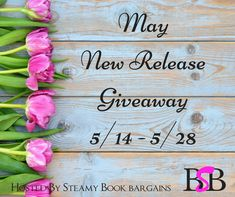 Welcome to the New Release Followers Giveaway!! This runs May 14th to May 28th! Wanna meet some new authors? Over 30 authors have come together to make it quick and easy for you to meet them. You&#…