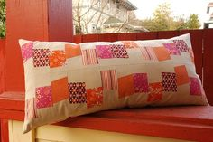 I was madly trying to finish up Christmas presents prior to our holiday departure, and I had to resist working on this stacked block pillow idea I had that matches not a thing in our home. None the less, I am really liking a few of Denyse Schmidt's Hope Valley and was itching to try...Read More »