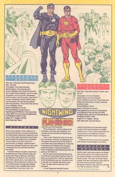 Nightwing and Flamebird