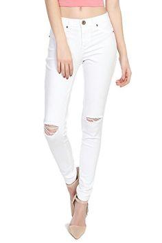 Ladies black skinny jeans tesco