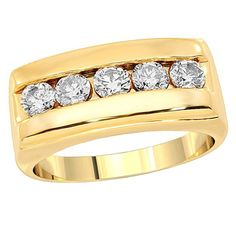 0.13Ct Round D//VVS1 Diamond 18K Yellow Gold Over Promise Engagement Fashion Ring