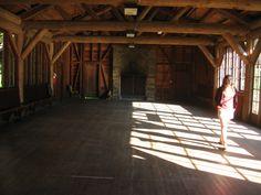 Dance Hall: Ceremony site
