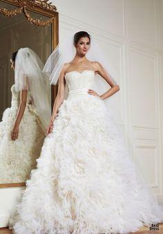 Zuhair Murad Wedding Dresses 2013 Zuhair Murad wedding dresses High Fashion featured fashion