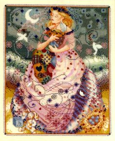 Amazon.com: Mother's Arms - Cross Stitch Pattern: Arts, Crafts & Sewing