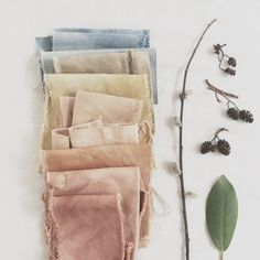 Learn to extract and use colors from plant dyes in one of my cozy classes in my studio in Berlin Hand Printed Fabric, Printing On Fabric, Fabric Painting, Diy Painting, Natural Dye Fabric, Natural Dyeing, Sustainable Textiles, Fabric Stamping, Berlin
