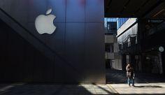 Apple worker was found dead yesterday.