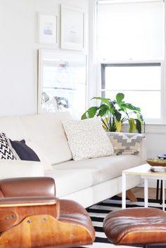 Simply Grove's living room