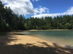 Echo Lake State Park -- Franconia, NH