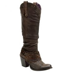 72e83d7494 Exotic Leather Products. Botines De Caña CortaBotas Vaqueras ...