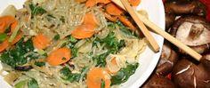 Korean Chapchae - #Saladmaster Recipes #GlutenFree
