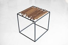 AIR  Coffee Table/ Side Tables por micklish en Etsy, $490.00