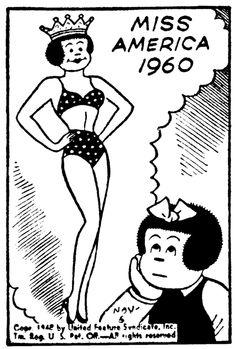 Miss America 1960