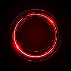 Red Background, Light Background Images, Lights Background, Vector Background, Neon Heart Light, Circle Light, Adobe Illustrator, Texture Architecture, Image Avatar