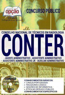 Apostila Concurso Conter 2017 Cargo Agente Adm Assistente Adm