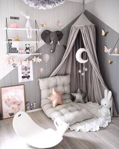 If you've been searching for some inspo to create the perfect reading nook for your child (and you), we've got you covered! inspired room decor Create the perfect reading nook for your child with 6 simple steps Reading Room Decor, Baby Room Decor, Room Decor Bedroom, Reading Nooks, Girls Reading Nook, Bedroom Ideas, Bedroom Nook, Children Reading, Room Baby