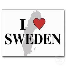 Jag elsker Sverige-Sweden