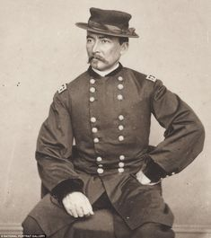 "Philip Sheridan ""Little Phil"" (1831-1888), Union cavalry commander, used brutal 'scorched earth' tactics in the Shenandoah Valley in Virginia. Later became a strong supporter of Yellowstone National Park and architect of the Indian wars out west; he was made General of the Army shortly before his death"