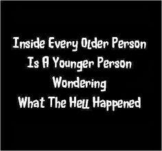Growing Old Gracefully   From Debra Roberts - Google+  #truestory
