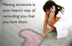Missing Someone.... =(