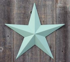 Rustic color samples for tin metal Barn Star Stars. See all rustic colors choices for your tin metal barn star stars. Home Decor Sculptures, Wall Sculptures, Metal Barn, Barn Tin, Country Crafts, Country Star Decor, Country Blue, Country Living, Amish Furniture