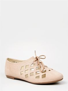 Bamboo Lynna-04 - Nude IKS | Shop Shoes