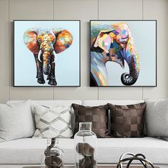 Frames On Wall, Framed Wall Art, Canvas Wall Art, Wall Art Prints, Framed Canvas, Canvas Canvas, Large Wall Pictures, Art Pictures, Cool Paintings