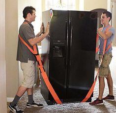 Screl Sangle de déménagement et de levage harnais de transport déménageur de meuble et object volumineux: Price:15.99UtilisationLes sangles…