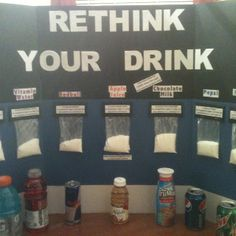 rethink what you drink Advocare invites you to rehydrate with its electrolyte drink mix featuring a 1:1 potassium to sodium ratio and only six grams of sugar per serving.
