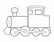 Conference Train Engine And Apostle Cars Printables