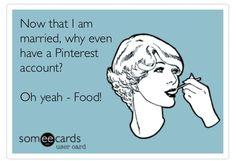 ECards : Pinterest after wedding