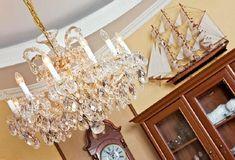 водка в быту Vodka, Chandelier, Ceiling Lights, Lighting, Home Decor, Candelabra, Decoration Home, Room Decor, Chandeliers