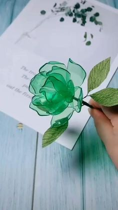 #DIY #craft #crafty #flower