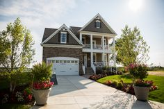 Pottery Barn Decorated Waterfront Home in Maryland, FOR SALE   http://www.carusohomes.com/docs/community_details_op.asp?Community_ID=3810