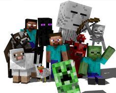 Convite Chalkboard como fazer - Festa Tema Minecraft