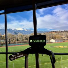 The best project youll ever work on is you. #wellnesswednesday #wednesdaywisdom  Beautiful views from the gym today! Reminder: Drink a bunch of water and stay active. It really helps power through big days. How are you doing with your #fitness goals so far this year?  #health #fitnessgoals #yoga #gymtime #hydration #pikespeak #meditation #wellness #webdesign #wordpress #websitedesigners #socialmediamarketing #720media #passion #smallbusinessowners #healthylifestyle #locallyowned…